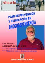EDICIÓN EXTRA REVISTA CULTURAL ALMERÍAVOZ CON MANUEL CASTAÑO CANO