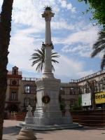 SOBRE EL MONUMENTO A LOS MÁRTIRES POR LA LIBERTAD